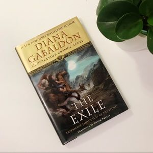 Diana Gabaldon Outlander: The Exile Graphic Novel